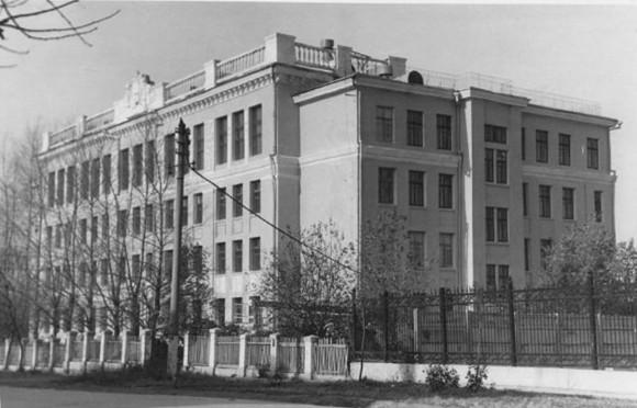 Школа № 1 в Ясногорске