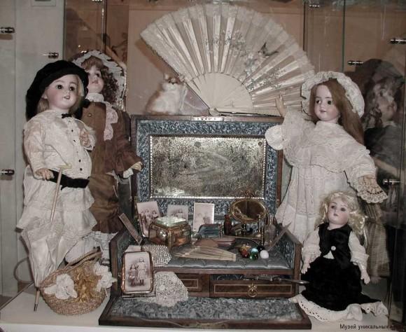 Фарфоровые куклы XIX века